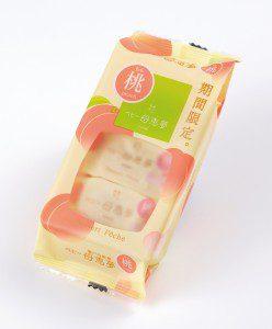 ベビー母恵夢桃の商品画像6個袋入