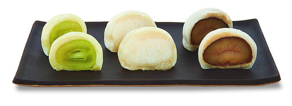 フルーツ大福3種