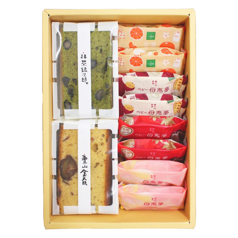 母恵夢の慶寿菓